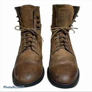 Ariat lace up ATS technology boots size 8.5 men